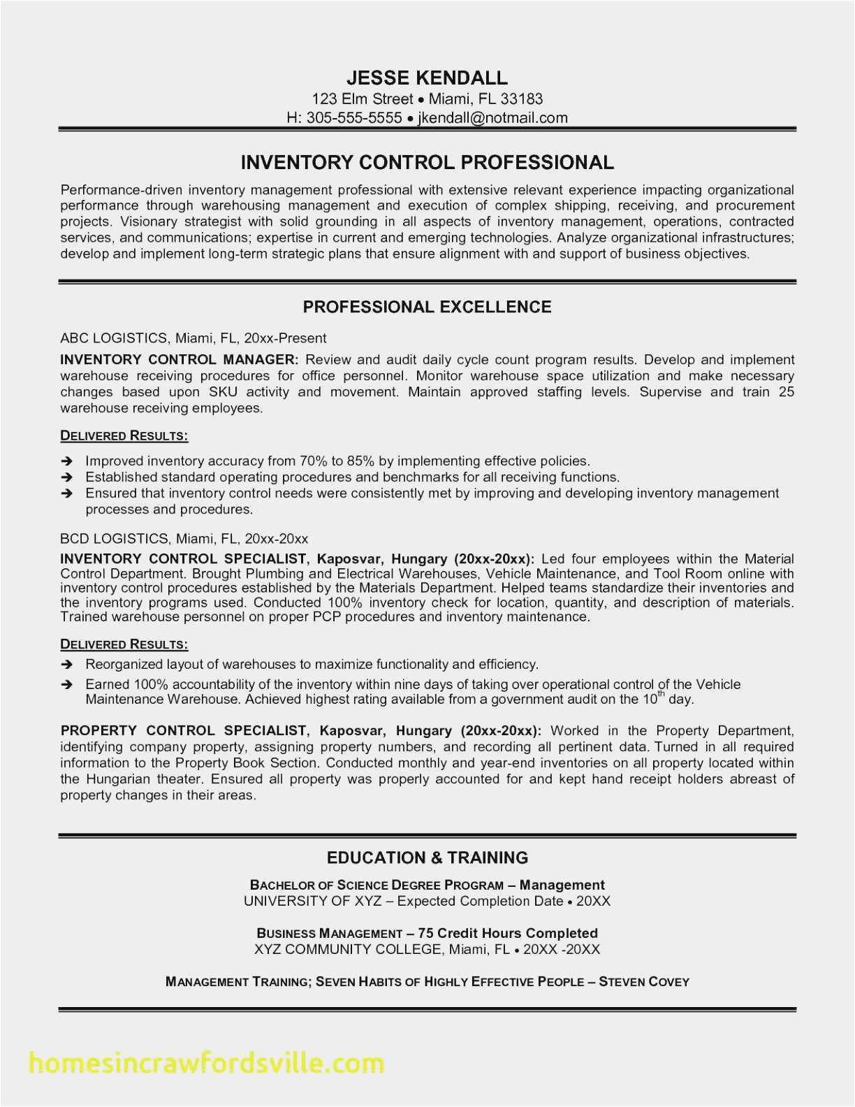 Shipping And Receiving Clerk Resume Elegant Free Shipping Policy Template Professional Resume Template