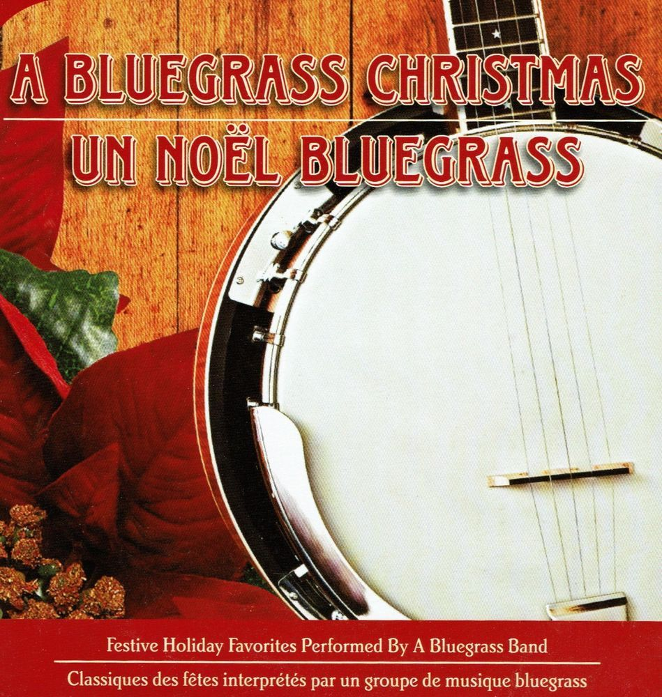 bluegrass christmas music cd country banjo southern band songs bluegrass - Bluegrass Christmas Songs