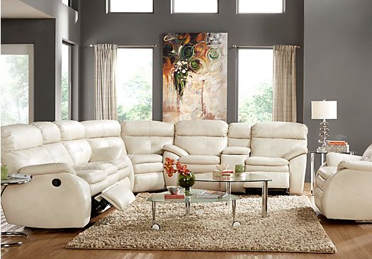 Reclining Sectional From Living Room