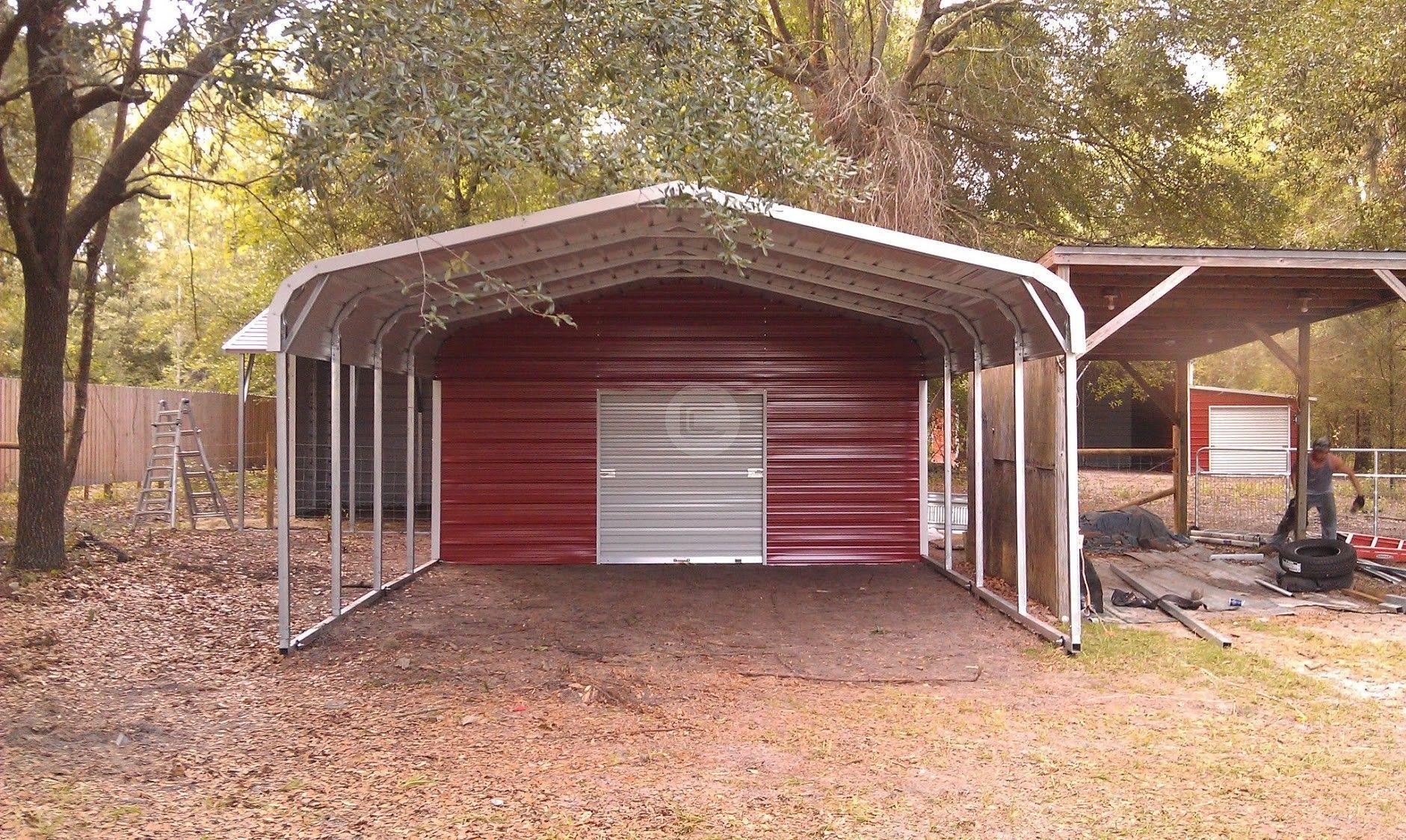 Carport Ideas Extraordinary Metal Carports Arkansas With ...