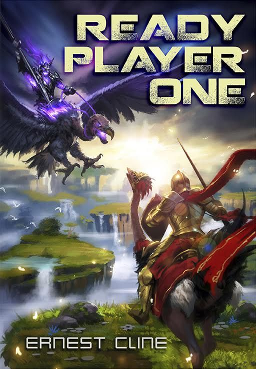 Subterranean Edition Ready Player One By Ernest Cline Tentative Cover Ready Player One Player One Ready Player Two