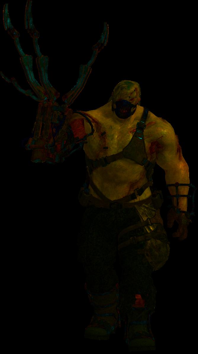 Tyrant Ustanak He Is The Son Of Nemesis V Resident Evil