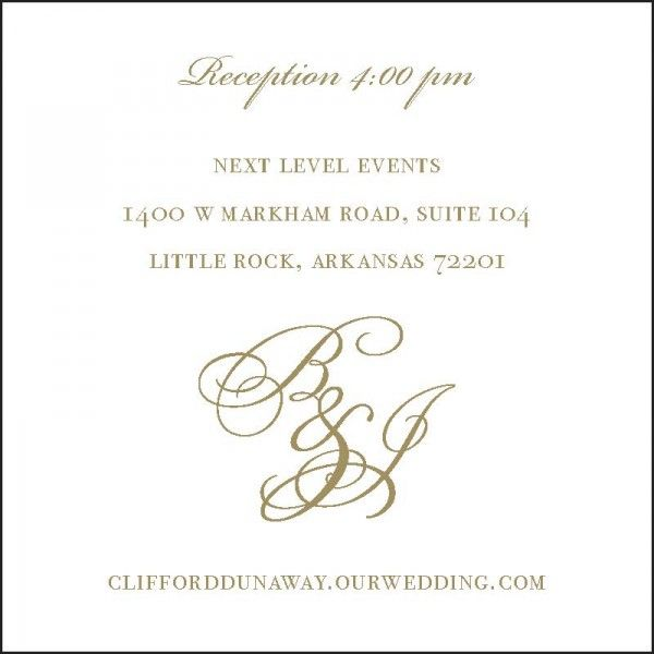 This Version Of Our Driftwood Invitation Utilizes A Square Format As Opposed To Standard Wedding WordingWedding