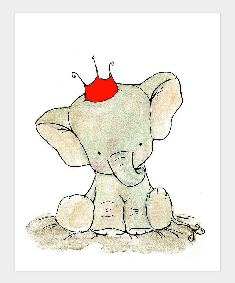 Рисунки талантливый слоник