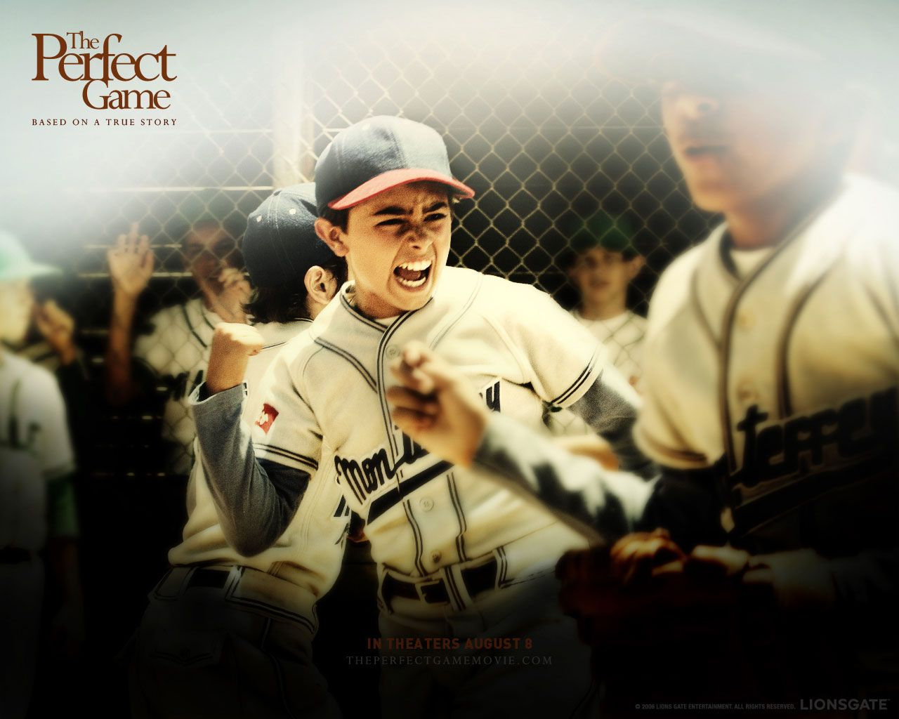 Watch Streaming HD The Perfect Game, starring Clifton