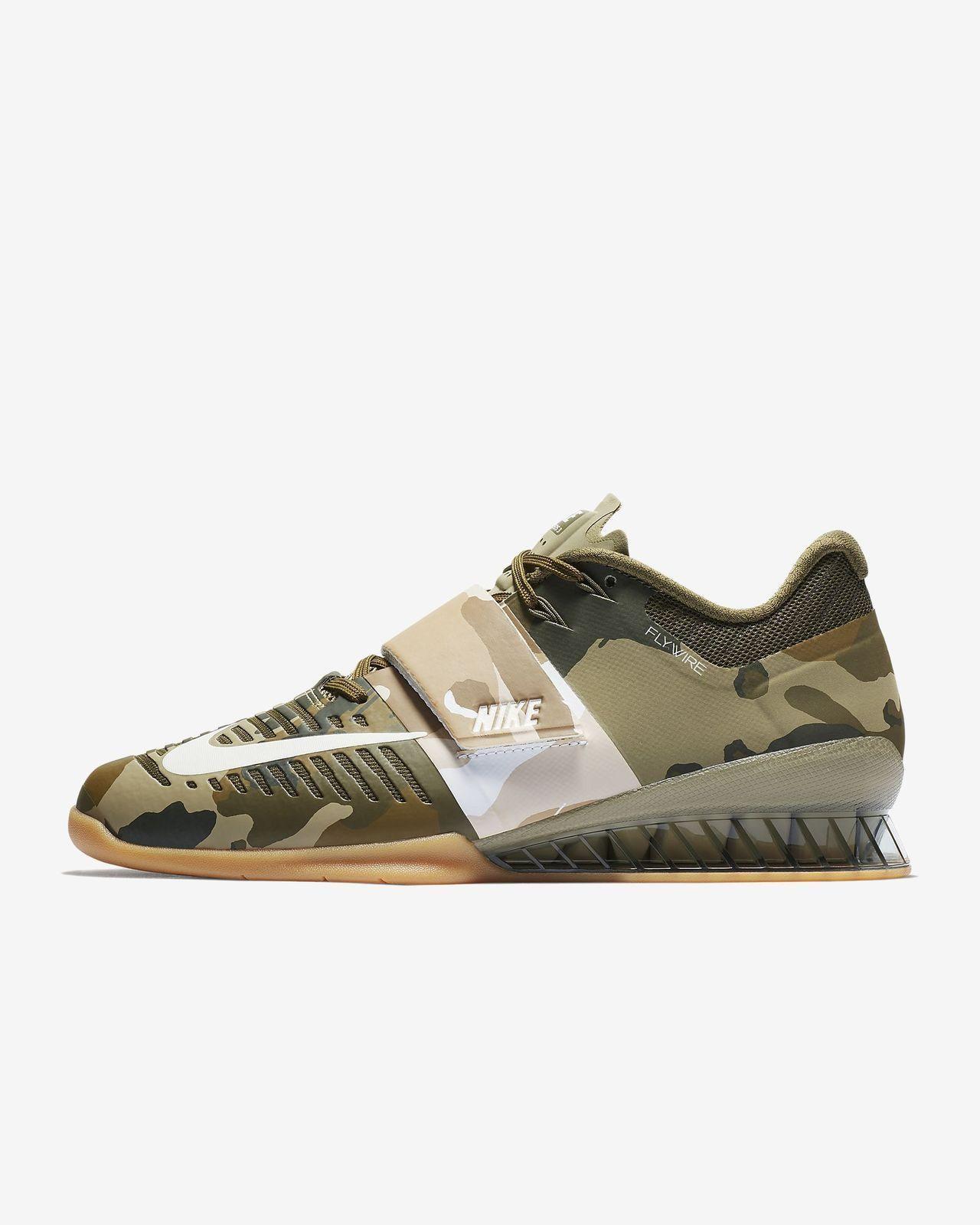 Nike Romaleos 3 Men's Weight Lifting shoes | Pythagorean Health