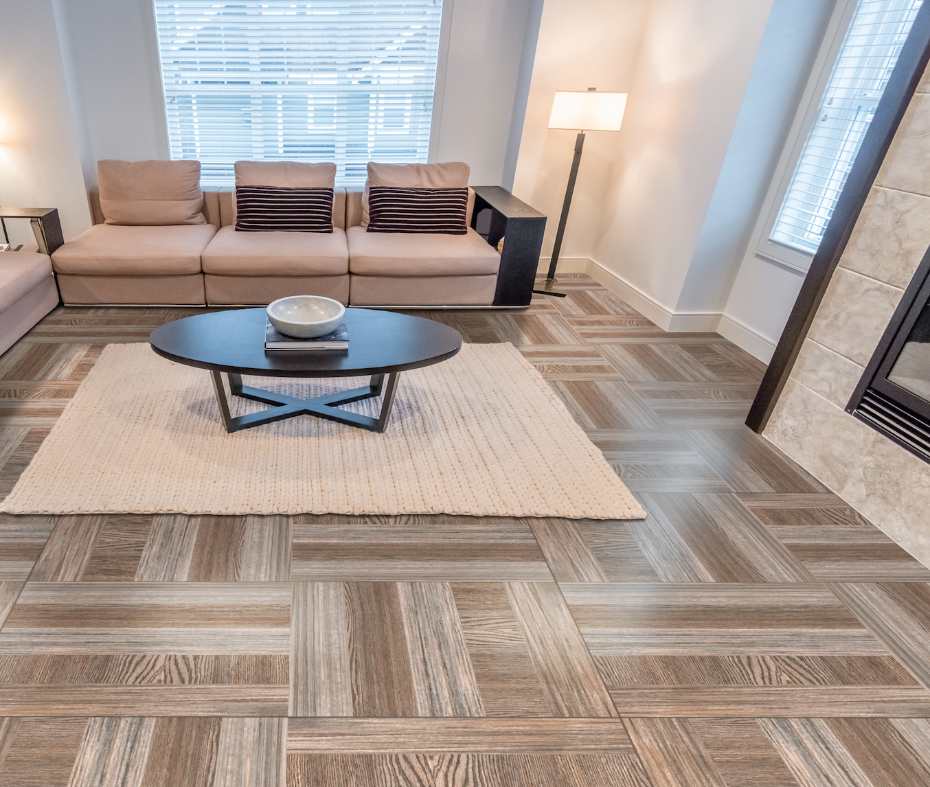 Define el espacio de tu hogar que deseas remodelar for Pisos interiores