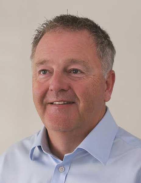 Peter Reynolds - BPMA President 2015
