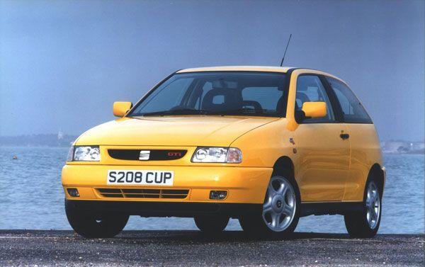 Seat Ibiza 1 8 Gti 8v Cupra Sport 1999