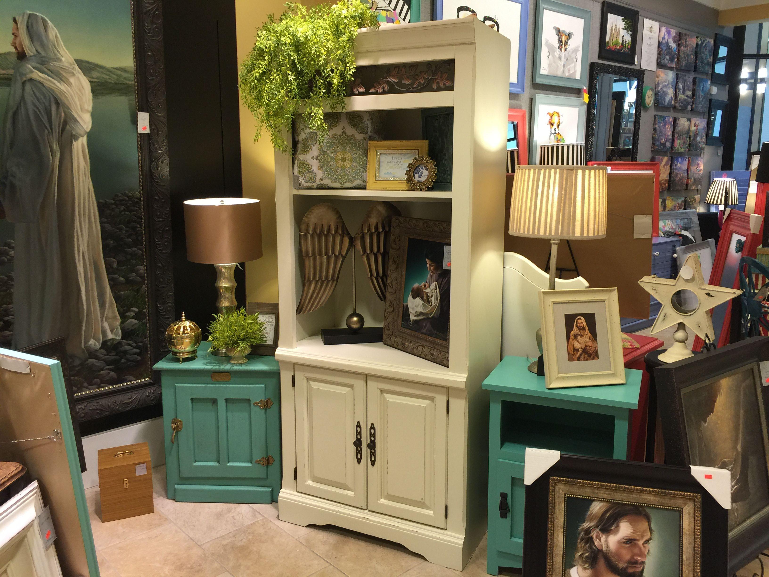 FRAME WORKS Ivory Bookshelf Hutch On Sale At Frame Works For 250