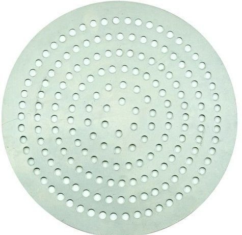 Winco Apzp10sp 10inch Superperforated Aluminum Pizza Disk With 164 Holes Pizza Screen Crisper Learn More By Visiting Winco Ceramic Bakeware Glass Bakeware