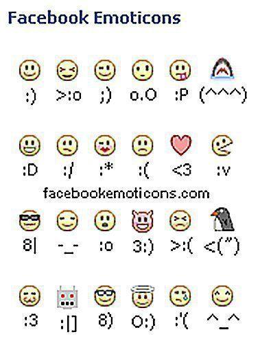 Facebook Humor Emojis Redes Sociales Signos