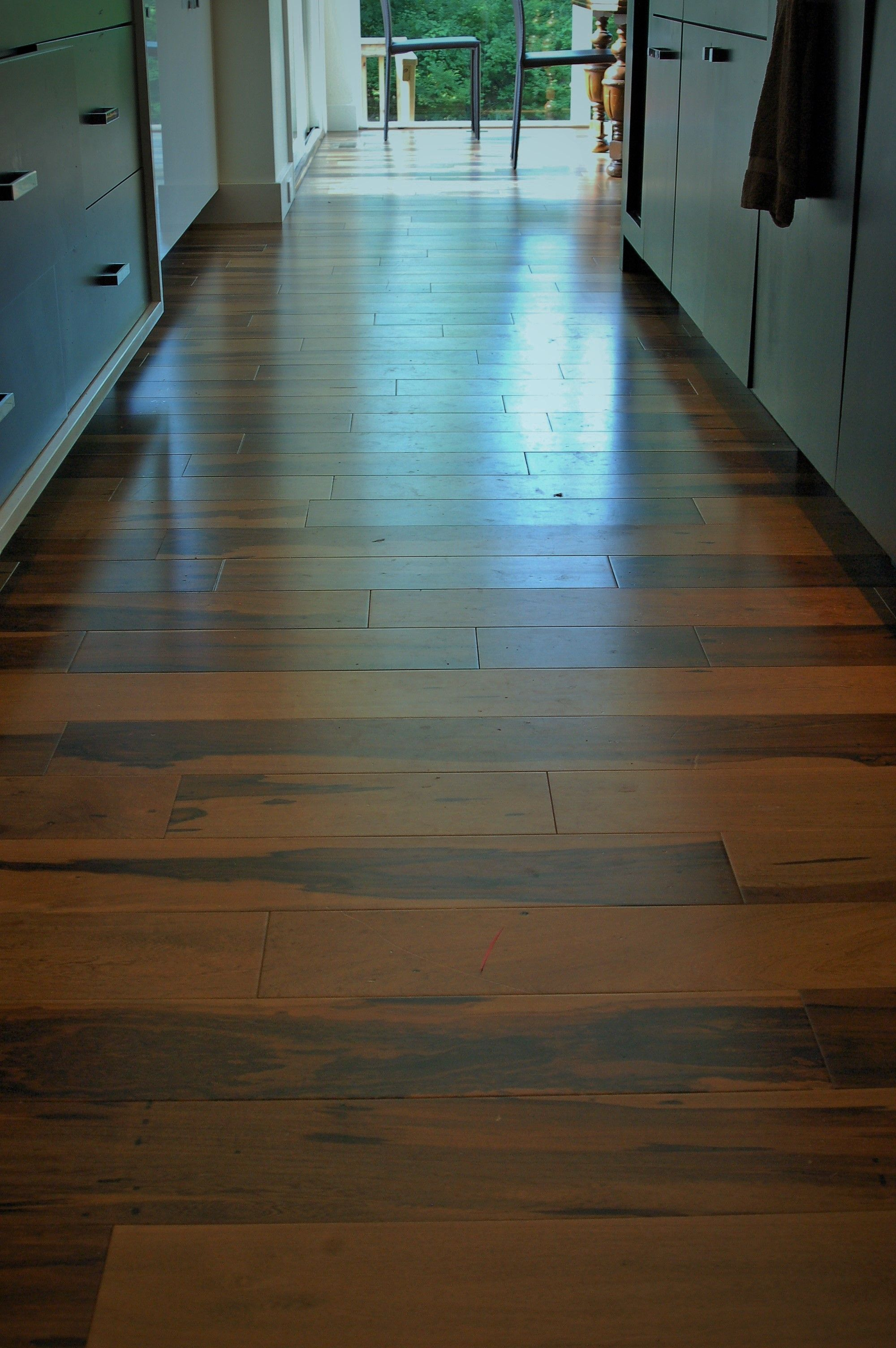 larger installation view flooring floor design hardwood austin pecan custom texas