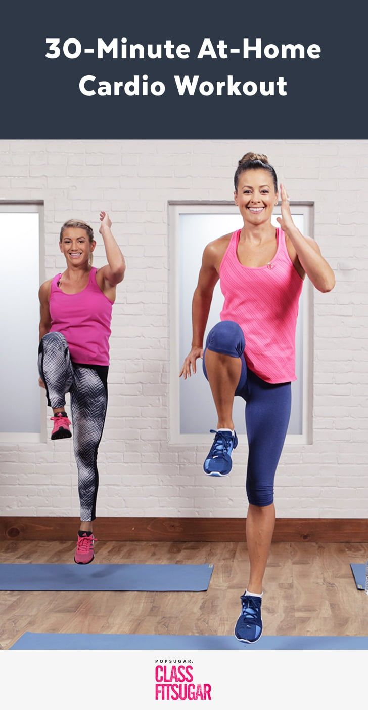 30-Minute Cardio Workout #cardioworkouts