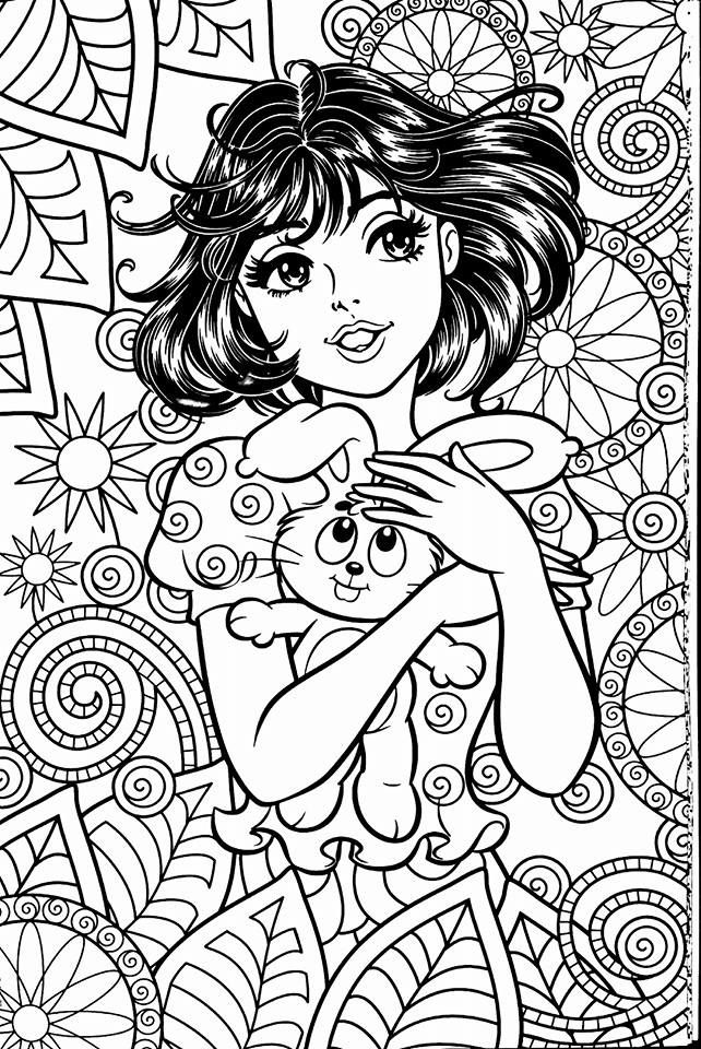 Pin von Brittany A auf Coloring Pages (Everything) | Pinterest ...