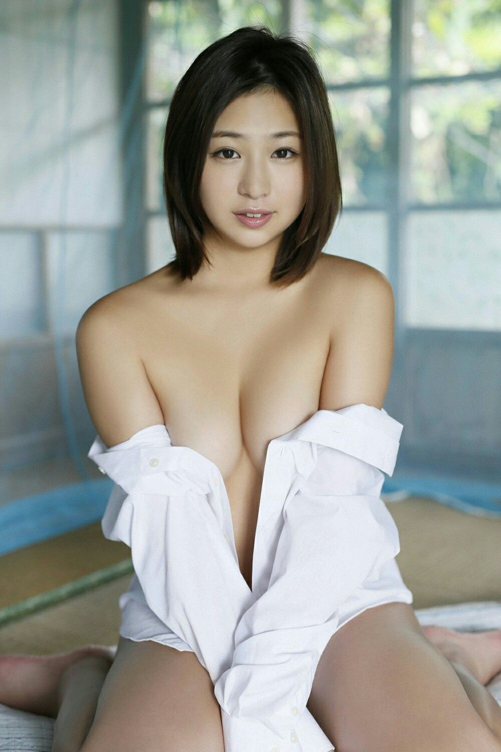 Asian honey with an amazing body rides dude reverse cowgirl 9