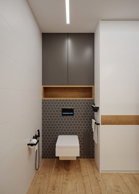 25 Popular Bathroom Design Ideas Coming Into 2019 1 Decorate Lavatory Design Toilet Design Modern Bathroom Design