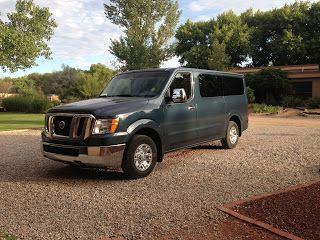The Kitchen Is Not My Office: Nissan NV Passenger Van: Review From A Family