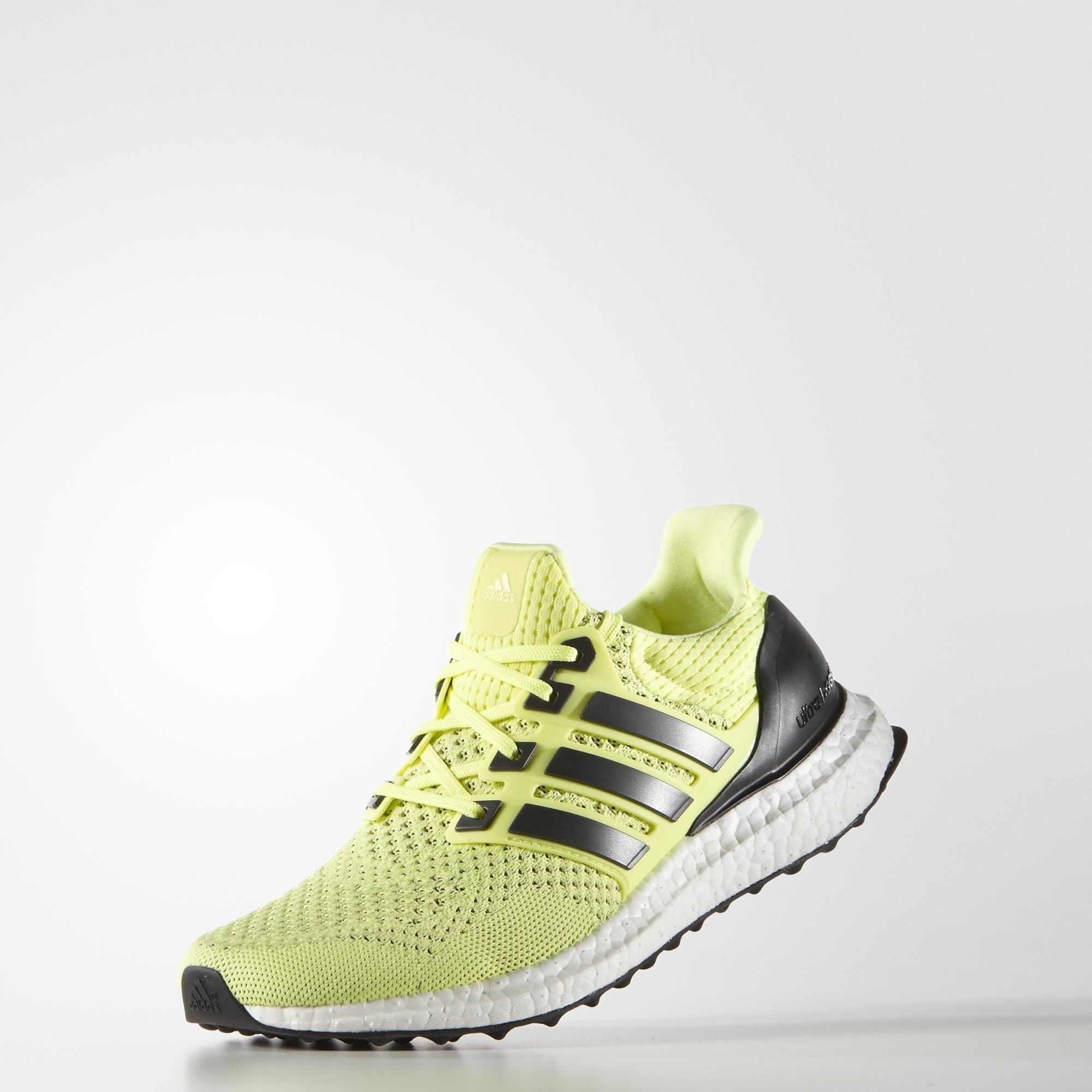 adidas Ultra Boost Shoes - Frozen Yellow | adidas New Zealand