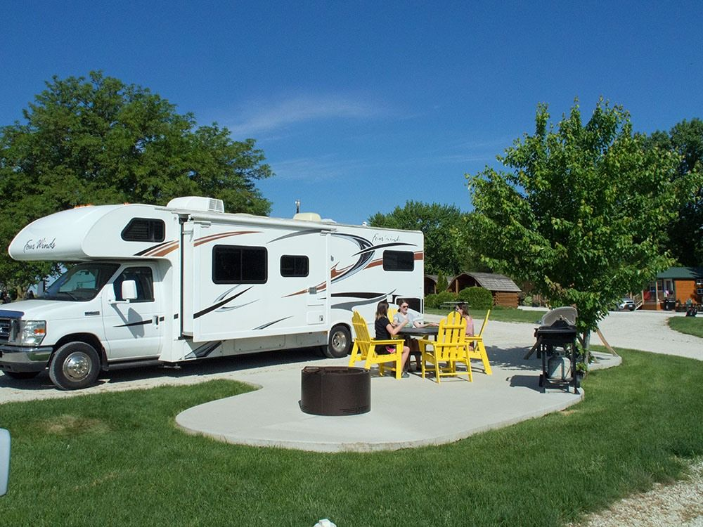 How to rv camp a resource for rv camping and iowa