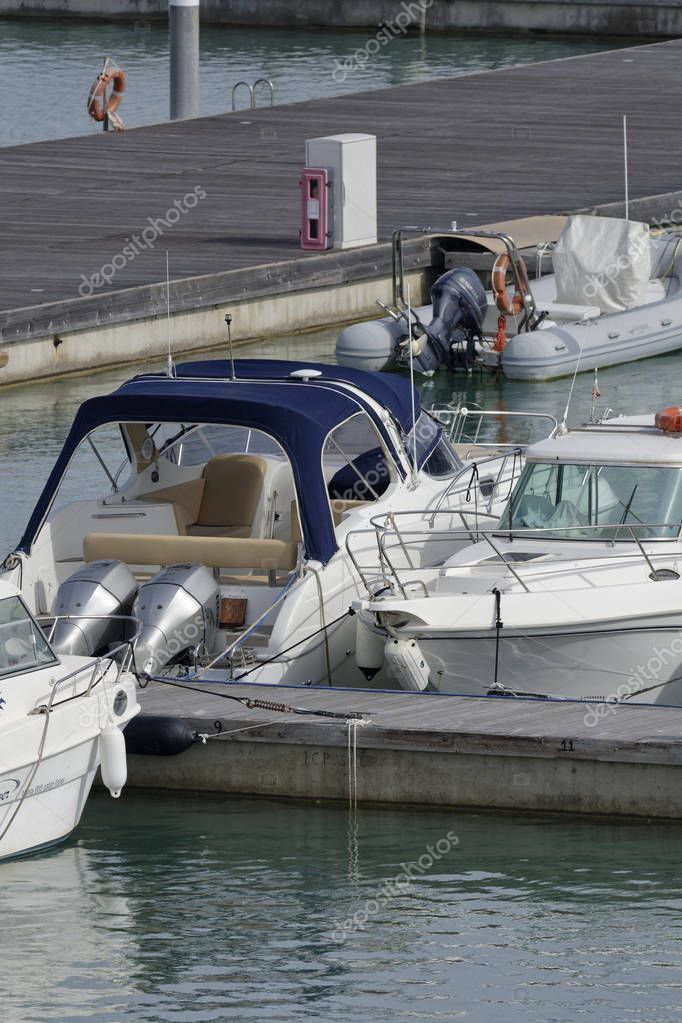 Italy, Sicily, Mediterranean sea, Marina di Ragusa; 10 April 2017, boats and lux , #AFF, #sea, #Marina, #di, #Italy #AD