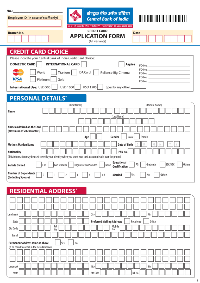 Credit Card Application Form Templates At With Order Form With Credit Card Template In 2020 Credit Card Application Form Credit Card Application Credit Card
