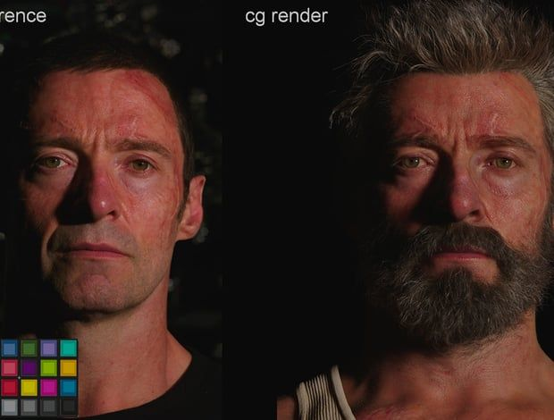 The incredible cgi doubles of wolverine and x 23 in 39 logan - Wolverine cgi ...