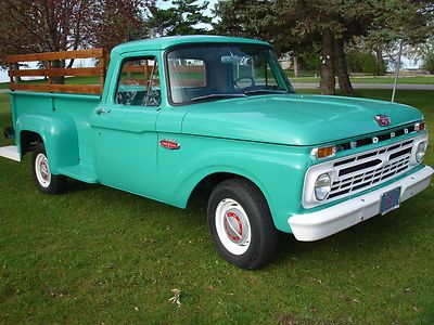 Pin by Legendary Speed on Hot Rods | Ford pickup trucks ...  Pin by Legendar...