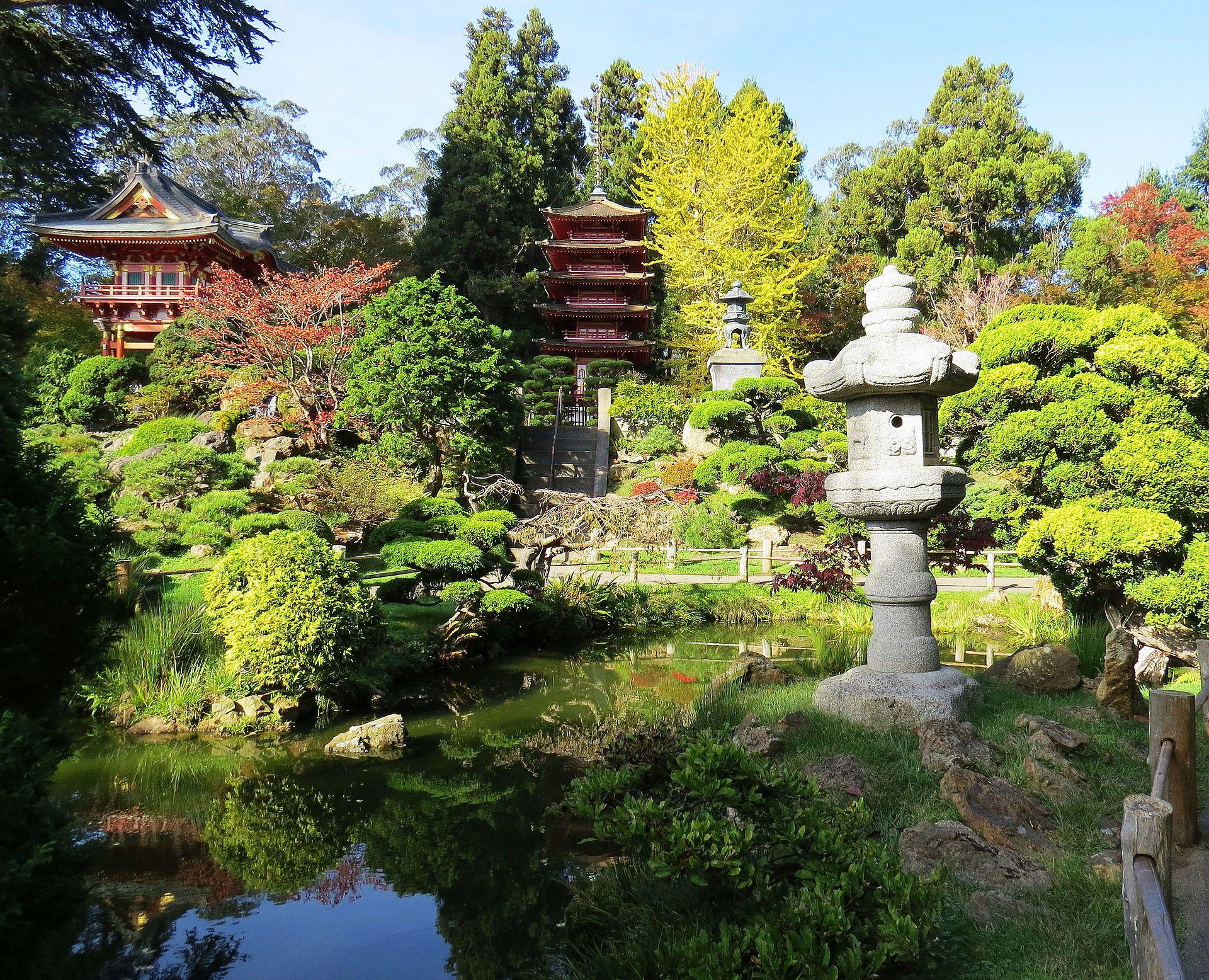 Japanese Tea Garden (San Francisco)  Wikipedia - San Francisco