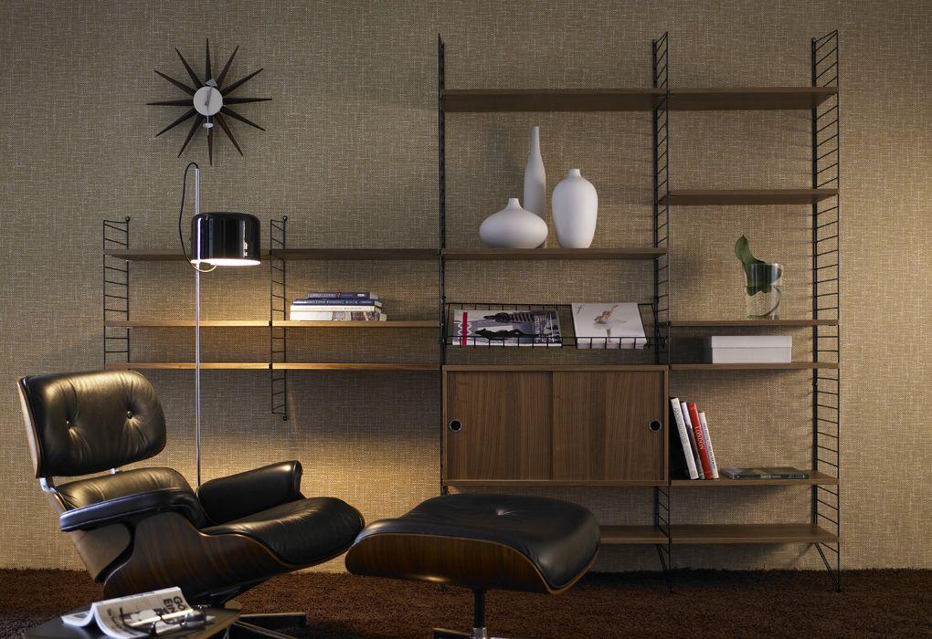 String System - shelves