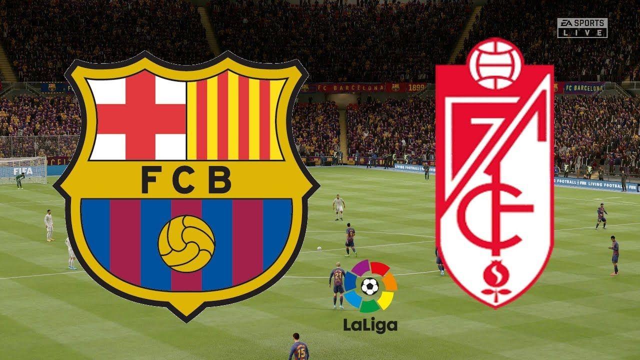 Barcelona X Granada Veja Como Assistir Ao Jogo Do Espanhol Ao