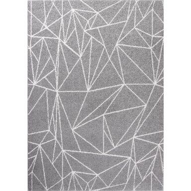 Dywan Draft Szary 120 X 170 Cm Dywany Wewnetrzne W Atrakcyjnej Cenie W Sklepach Leroy Merlin Carpet Home Decor Rugs