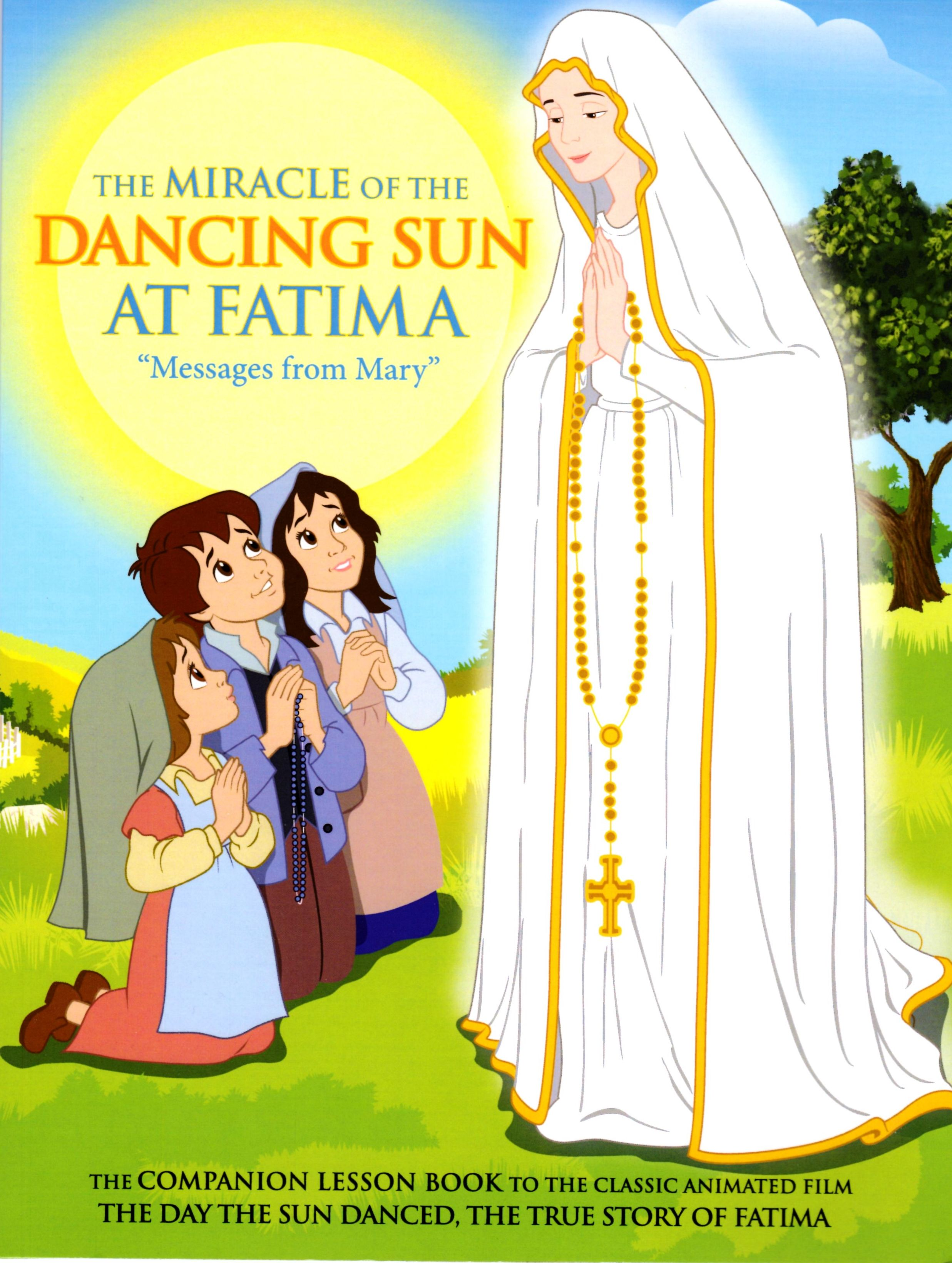 free book will introduce children to our lady of fatima free