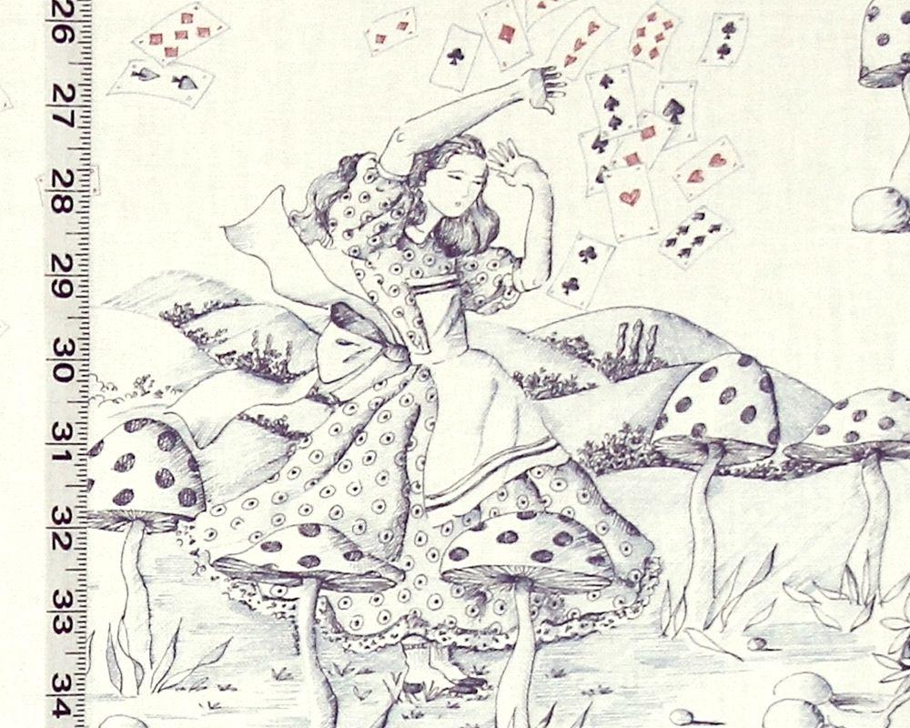 Alice in wonderland tea set-1543