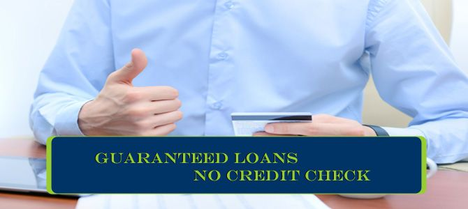 Are Guaranteed Loans Truly Helpful One Click Loans Blog Guaranteed Loan Loan The Borrowers