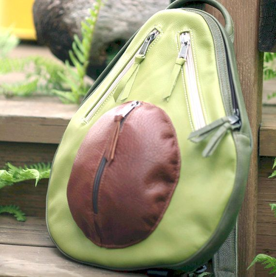b259cde69135 The Time Is Ripe For An Avocado Backpack  245