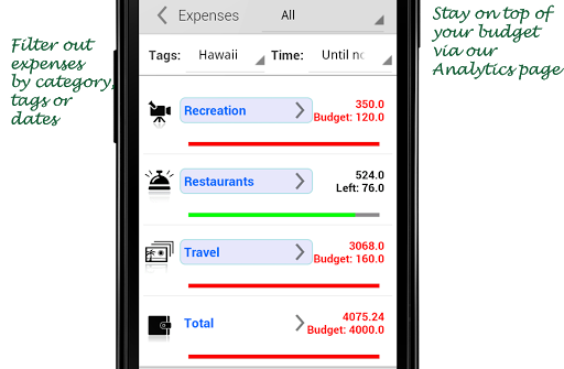 Gingerly Is The First LocationAware Expense Tracking App It