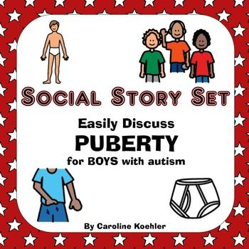 There autism masturbation social story idea opinion