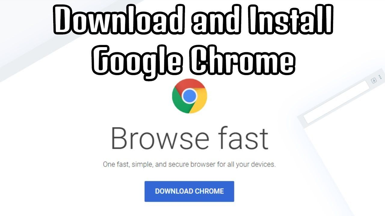 How to Download and Install Google Chrome on Windows 7/8 1/10