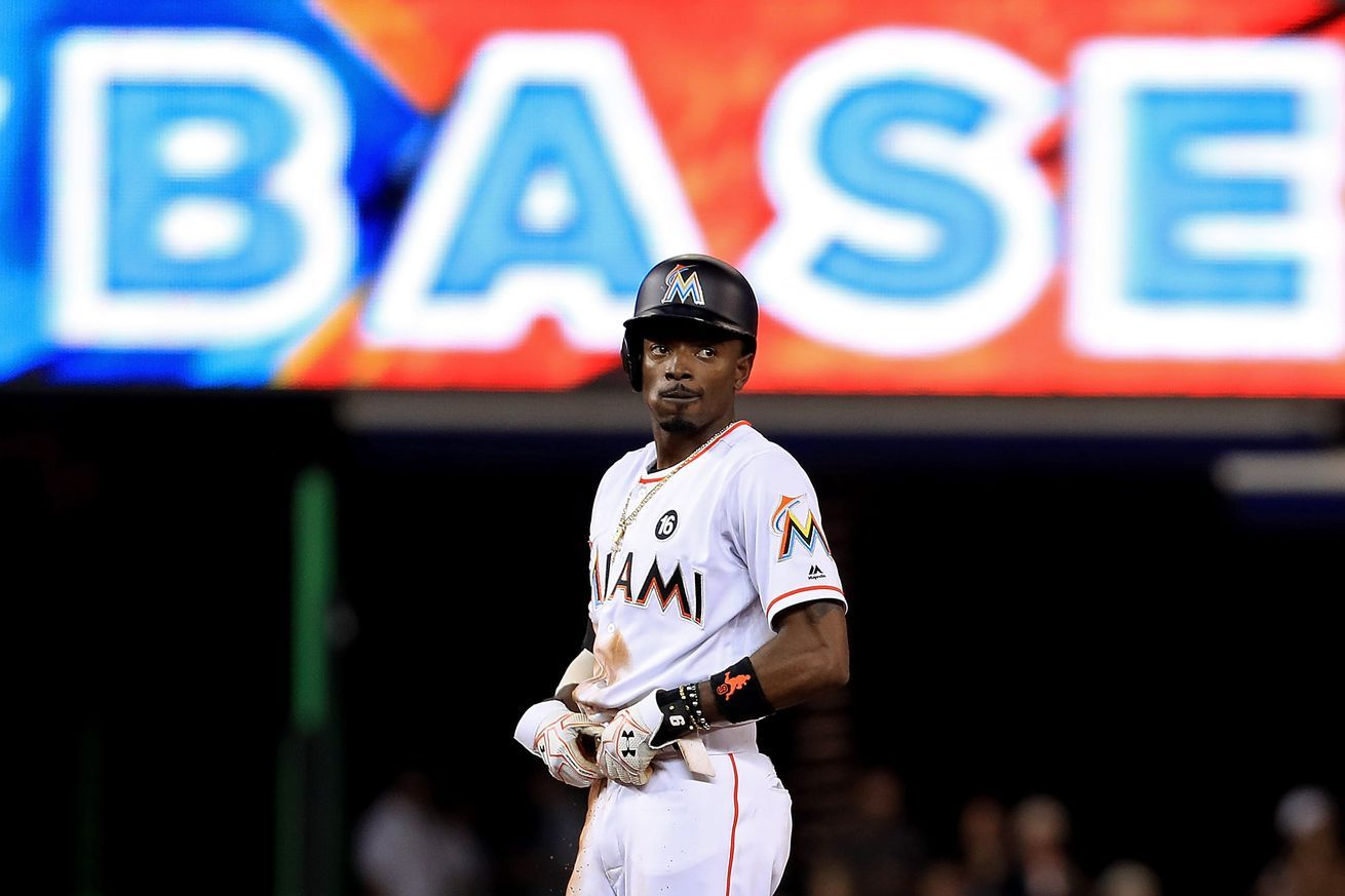 Mlb Trade Rumors The Angels Now Have Additional Incentive To Trade For Dee Gordon With Images Mlb Miami Marlins Rumor