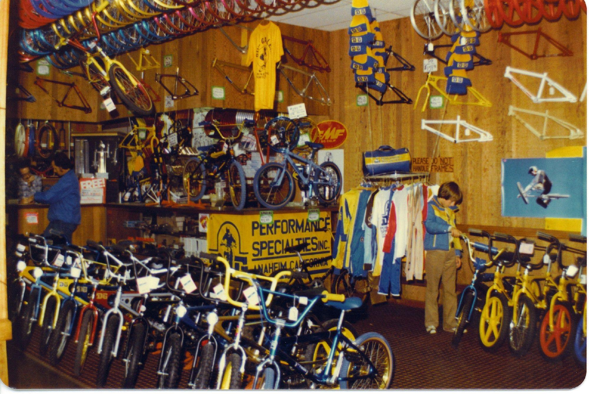 The Bike Gallery Portland Oregon Photo By Ben Joy Bmx Bike