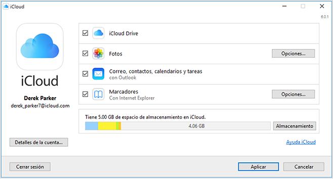 Descargar iCloud para Windows - Soporte técnico de Apple