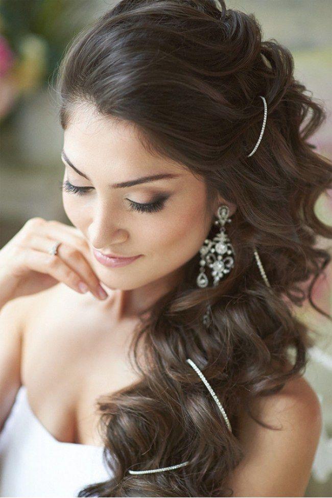 Frisuren mit Wow Effekt Die 50 schönsten Hochzeitsfrisuren für
