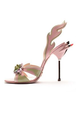 #prada #shoes #couture #accessories   too funny but cool...
