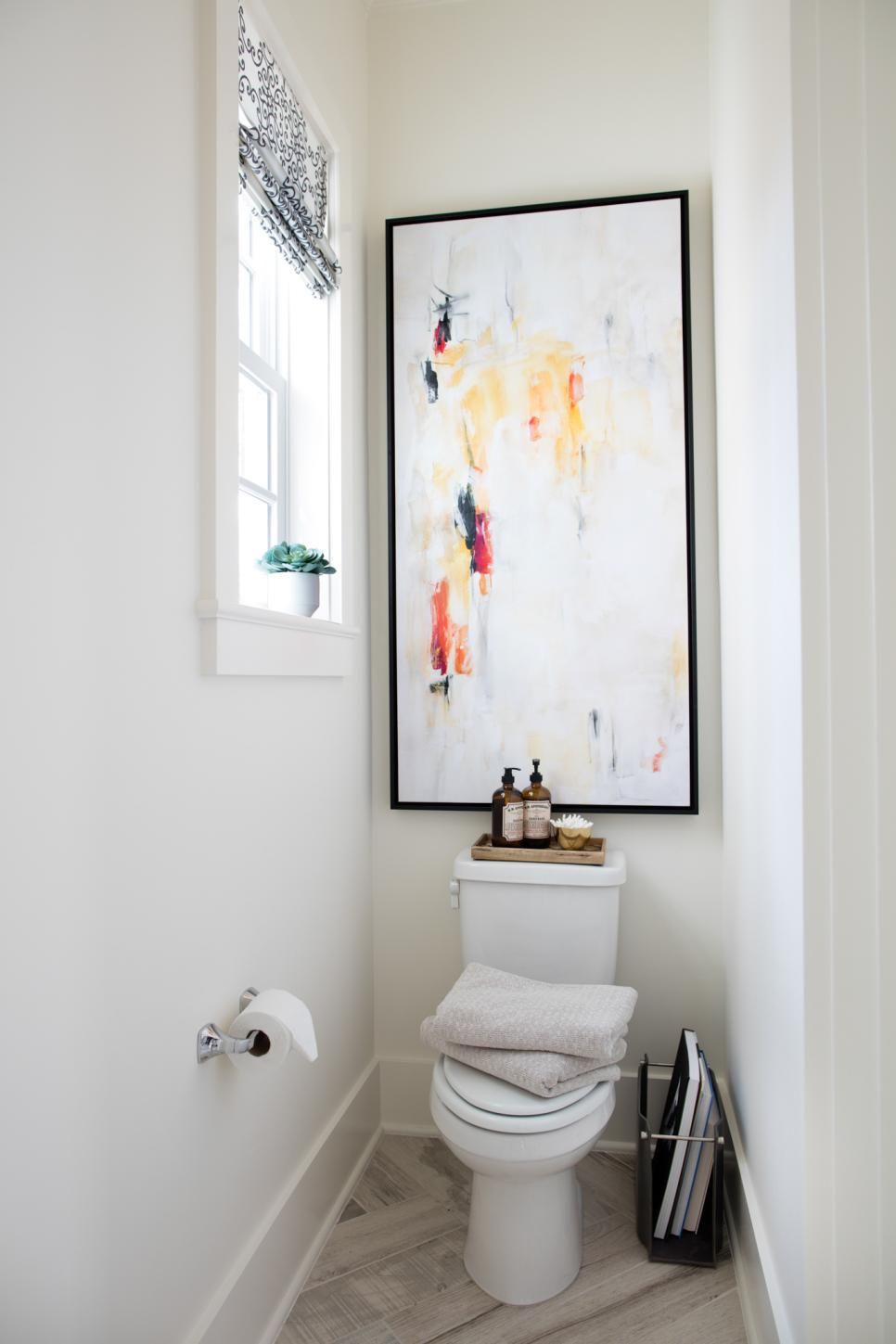 Emily brooks uncovers the bathroom basics that are vital to know - Pictures Of The Hgtv Smart Home 2016 Master Bathroom Closet