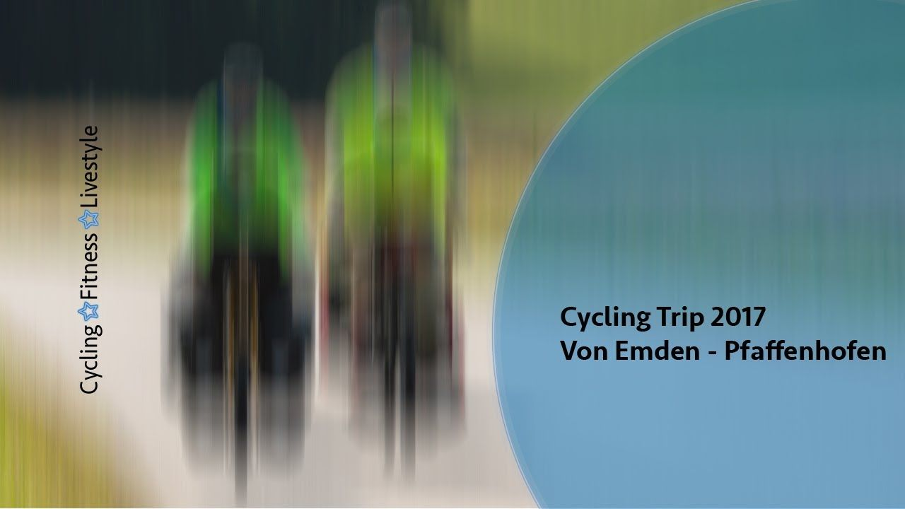 2017 Cycling Emden Pfaffenhofen - YouTube