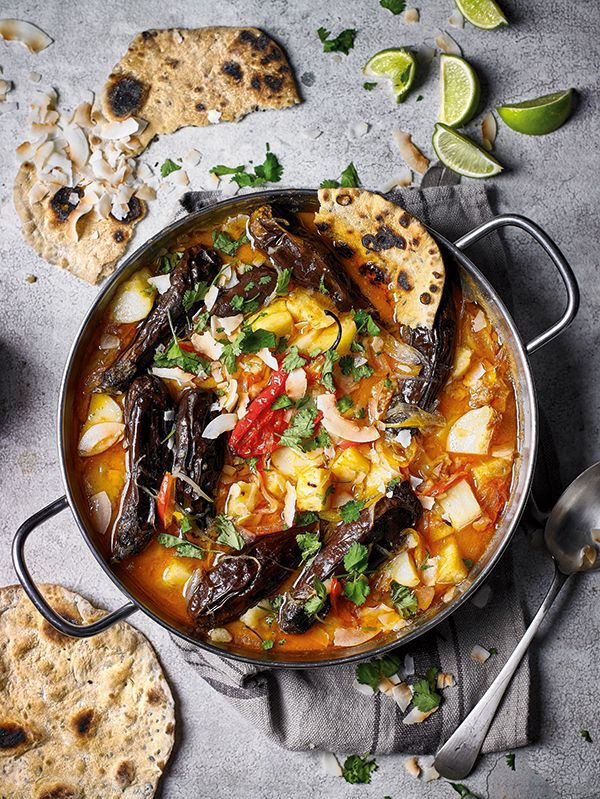Caribbean Vegetable Curry In 2019 Veg Curry Vegetable