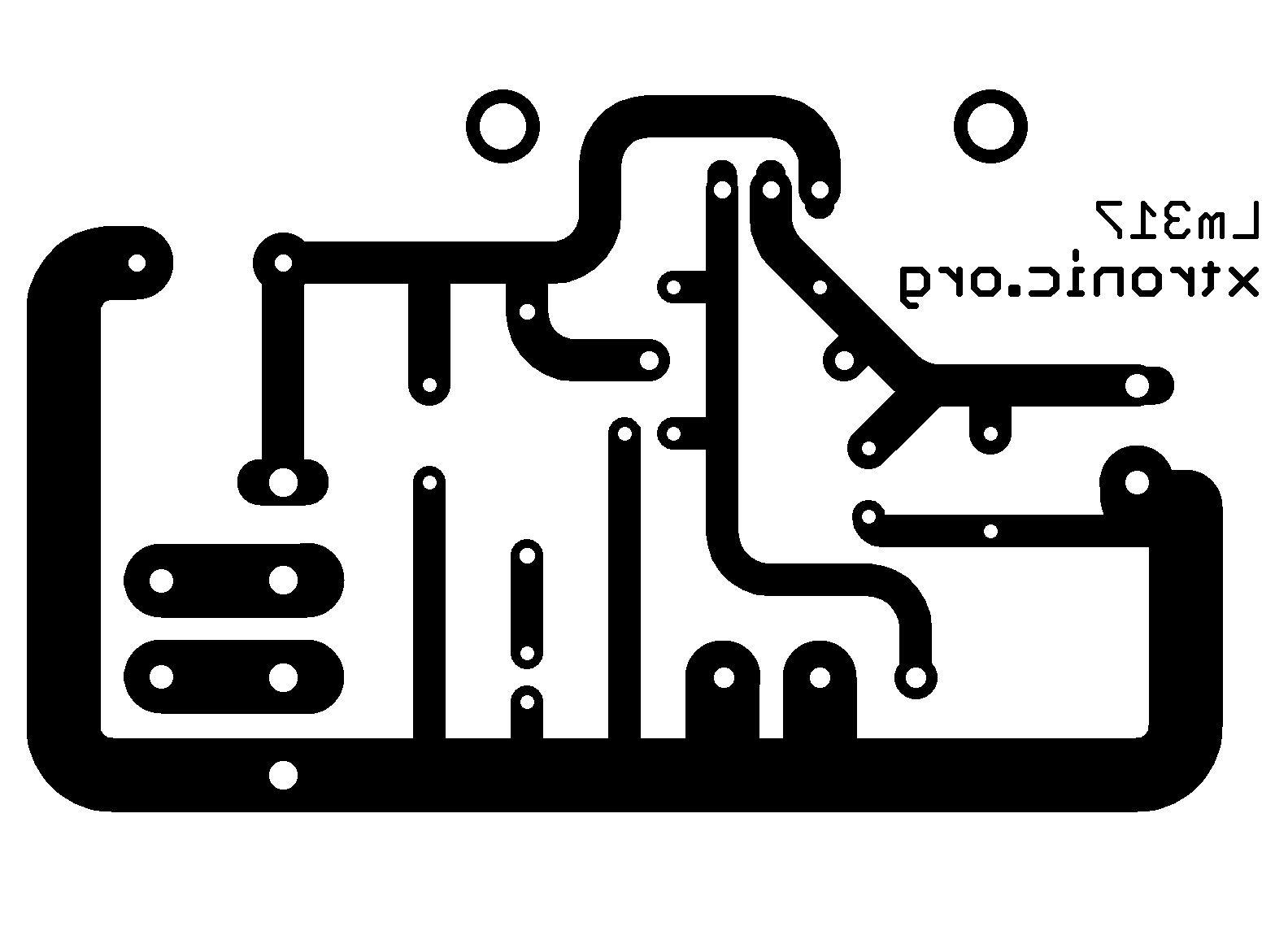 Lm317 Pcb Circuit