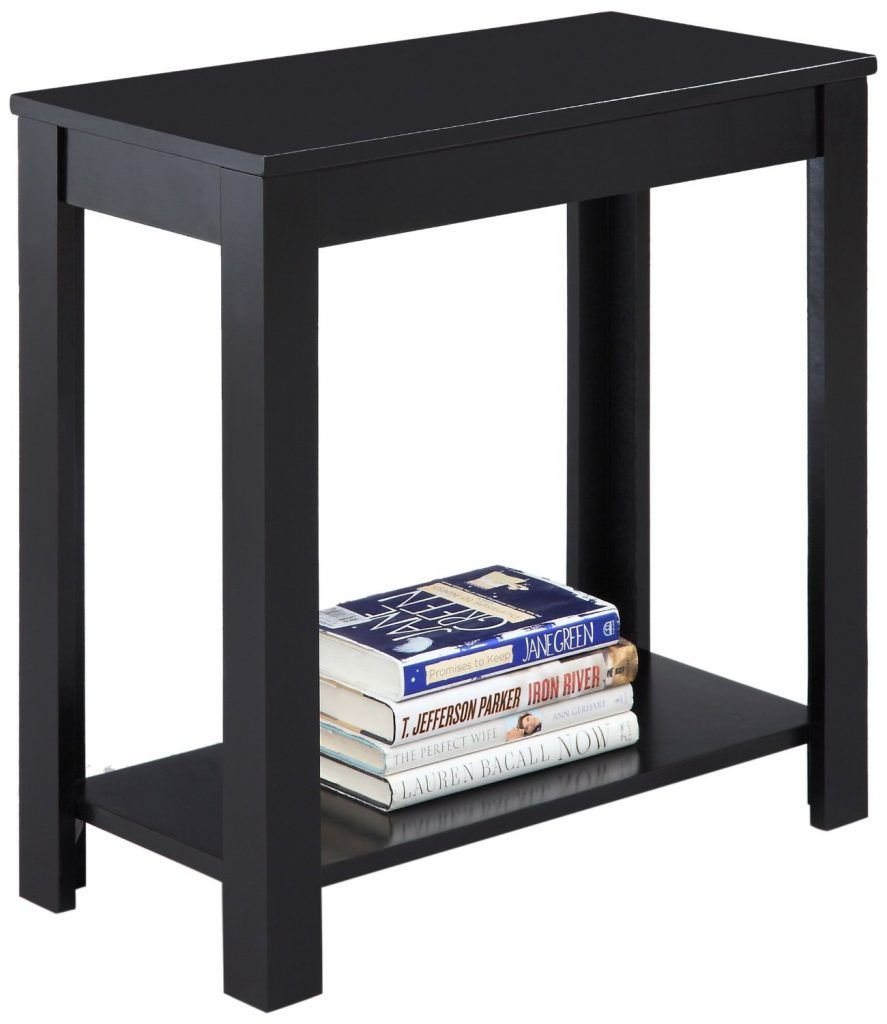 Best Rectangle End Table Living Room Side Table Black Side Table 400 x 300
