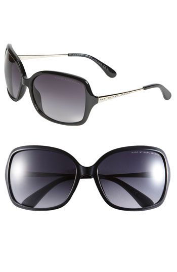 10c5d43b9a MARC BY MARC JACOBS Square Sunglasses available at  Nordstrom youtube to mp3